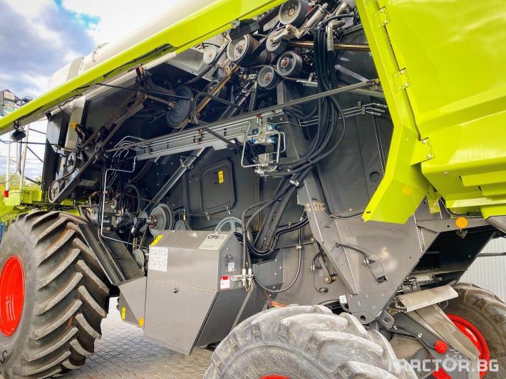 Комбайни Claas TUCANO 560 (НАЛИЧЕН) 6 - Трактор БГ