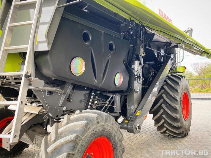 Комбайни Claas TUCANO 560 (НАЛИЧЕН) 7 - Трактор БГ