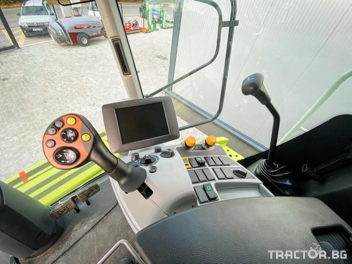 Комбайни Claas TUCANO 560 (НАЛИЧЕН) 11 - Трактор БГ