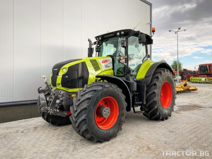Claas AXION 850 CIS (НАЛИЧЕН)
