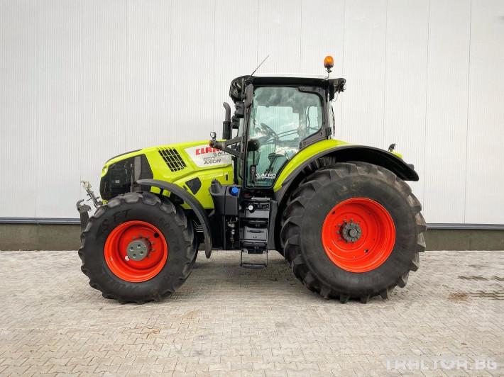 Трактори Claas AXION 850 CIS (НАЛИЧЕН) 1 - Трактор БГ