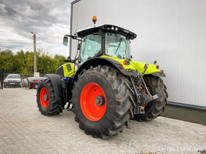 Трактори Claas AXION 850 CIS (НАЛИЧЕН) 2 - Трактор БГ