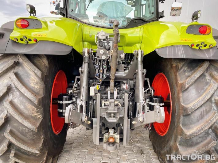 Трактори Claas AXION 850 CIS (НАЛИЧЕН) 4 - Трактор БГ