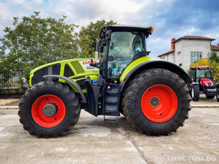 Трактори Claas AXION 920 CMATIC (НАЛИЧЕН) 3 - Трактор БГ
