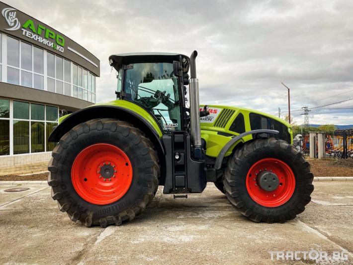 Трактори Claas AXION 920 CMATIC (НАЛИЧЕН) 7 - Трактор БГ