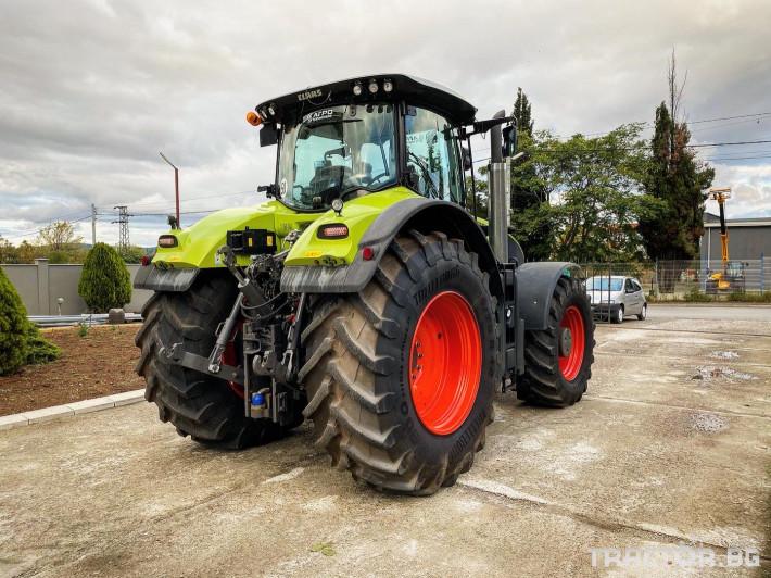 Трактори Claas AXION 920 CMATIC (НАЛИЧЕН) 6 - Трактор БГ