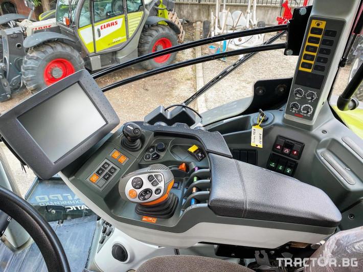 Трактори Claas AXION 920 CMATIC (НАЛИЧЕН) 9 - Трактор БГ