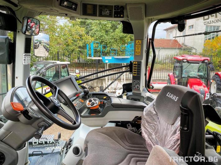 Трактори Claas AXION 920 CMATIC (НАЛИЧЕН) 8 - Трактор БГ