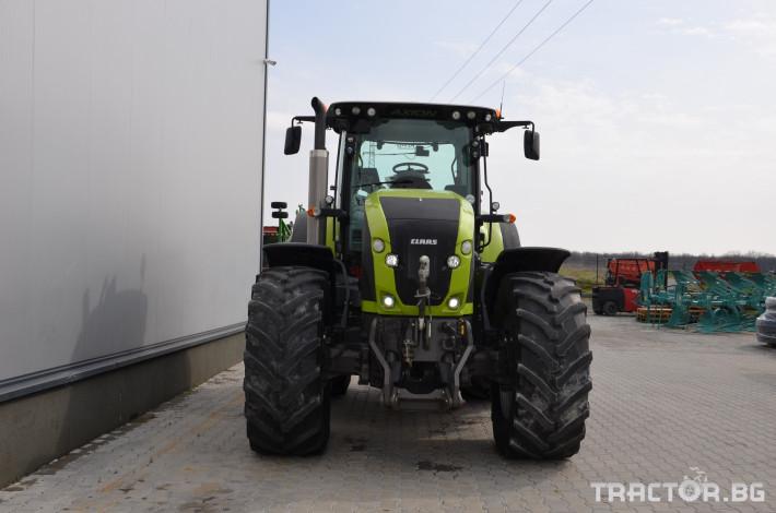 Трактори Claas AXION 920 CMATIC (НАЛИЧЕН) 5 - Трактор БГ