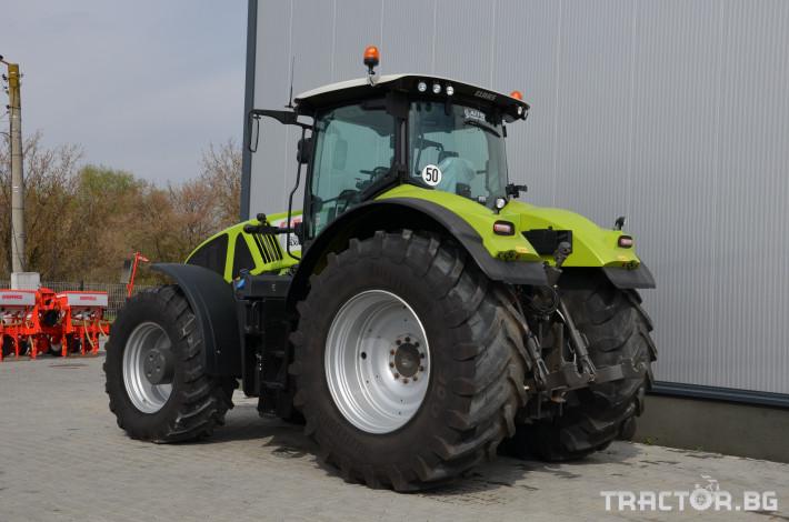 Трактори Claas AXION 920 CMATIC (НАЛИЧЕН) 2 - Трактор БГ