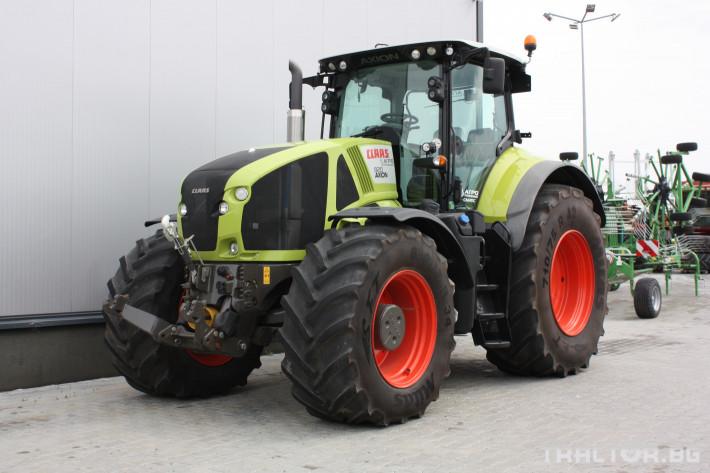 Трактори Claas AXION 920 CMATIC (НАЛИЧЕН) 0 - Трактор БГ