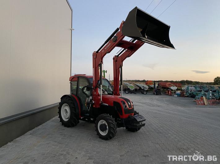 Трактори Basak 2080+FL3300 0 - Трактор БГ