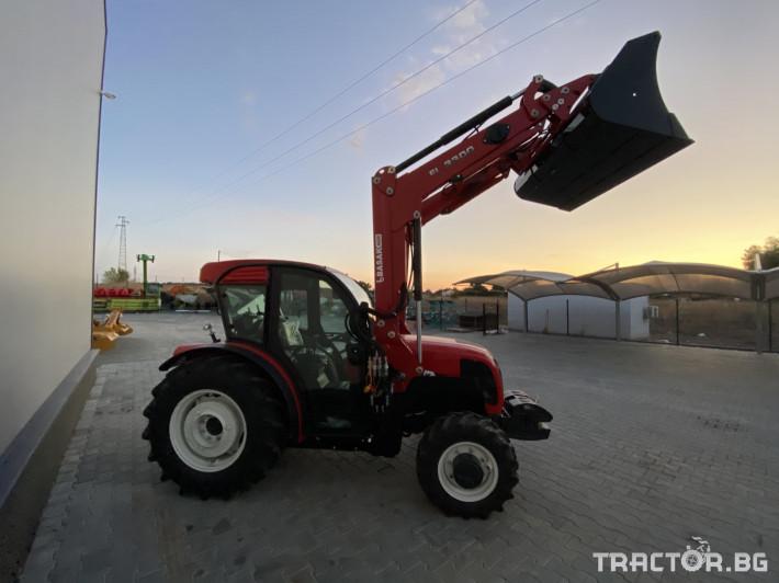 Трактори Basak 2080+FL3300 6 - Трактор БГ