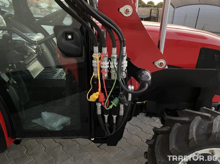 Трактори Basak 2080+FL3300 7 - Трактор БГ
