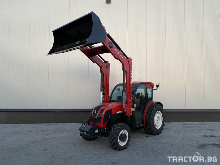 Трактори Basak 2080+FL3300 2 - Трактор БГ