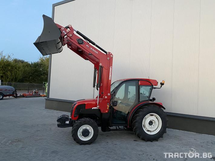 Трактори Basak 2080+FL3300 3 - Трактор БГ