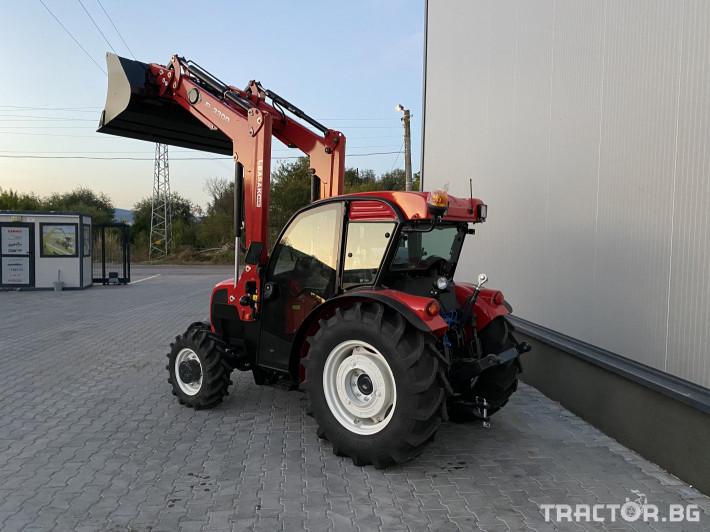 Трактори Basak 2080+FL3300 4 - Трактор БГ