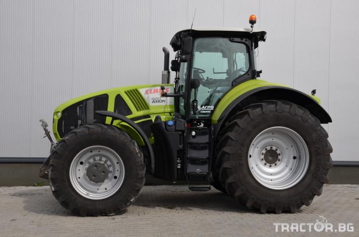 Трактори Claas AXION 920 CMATIC (НАЛИЧЕН) 1 - Трактор БГ
