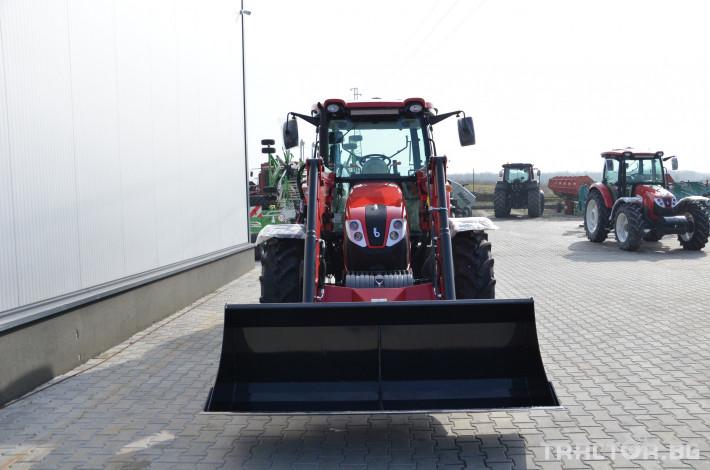 Трактори Basak 2110S + FL 3800 5 - Трактор БГ