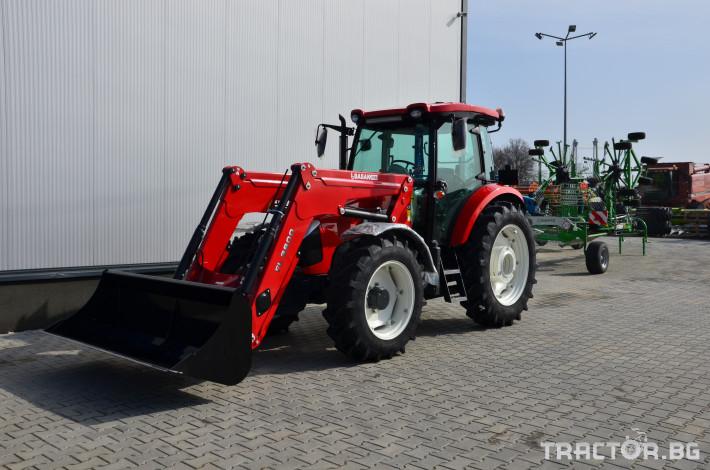 Трактори Basak 2110S + FL 3800 0 - Трактор БГ