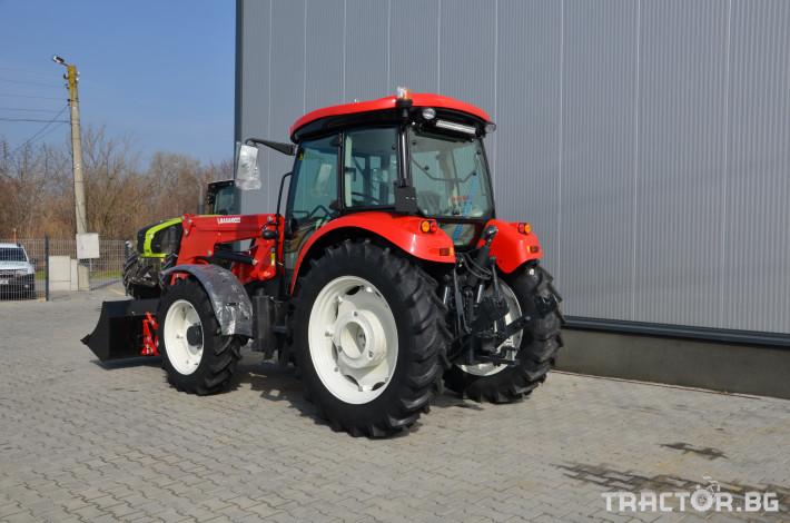 Трактори Basak 2110S + FL 3800 2 - Трактор БГ