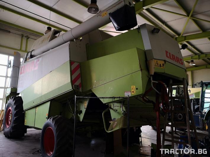 Комбайни Claas LEXION 460 2 - Трактор БГ