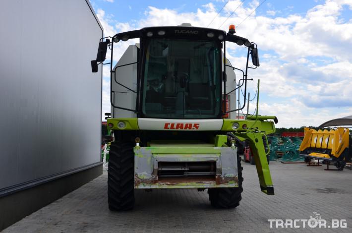 Комбайни Claas TUCANO 430 (НАЛИЧЕН) 1 - Трактор БГ
