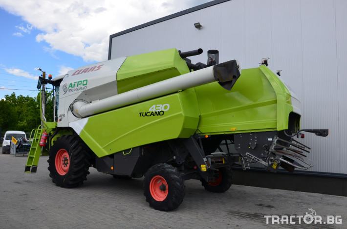 Комбайни Claas TUCANO 430 (НАЛИЧЕН) 4 - Трактор БГ