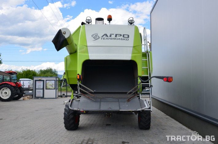 Комбайни Claas TUCANO 430 (НАЛИЧЕН) 5 - Трактор БГ