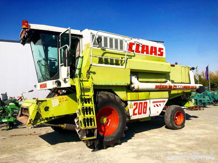 Комбайни Claas DOMINATOR 208 MEGA (НАЛИЧЕН) 0 - Трактор БГ