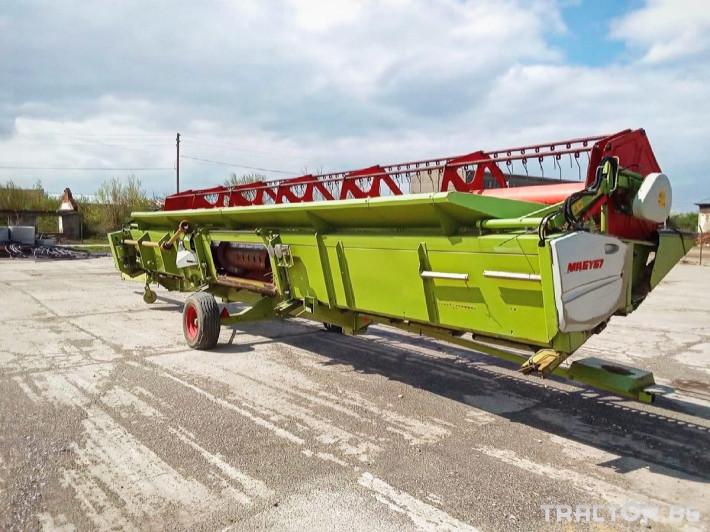 Комбайни Claas LEXION 580 12 - Трактор БГ