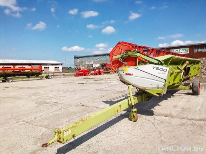 Комбайни Claas LEXION 580 9 - Трактор БГ