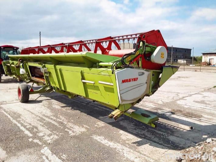 Комбайни Claas LEXION 580 11 - Трактор БГ