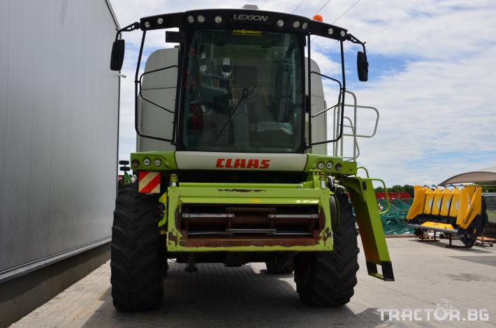Комбайни Claas LEXION 650 1 - Трактор БГ